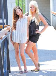 Blonde plus Brunette 04
