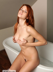 Beautiful Redhead Babe 02