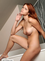 Beautiful Redhead Babe 05