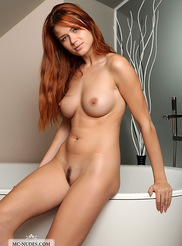 Beautiful Redhead Babe 06