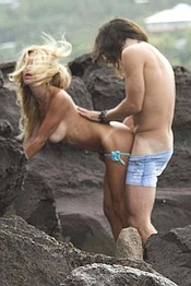 Shauna Sand Beach Sex