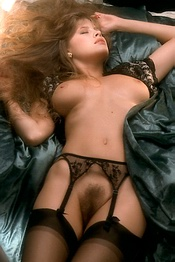 Playmate Laurie Wood