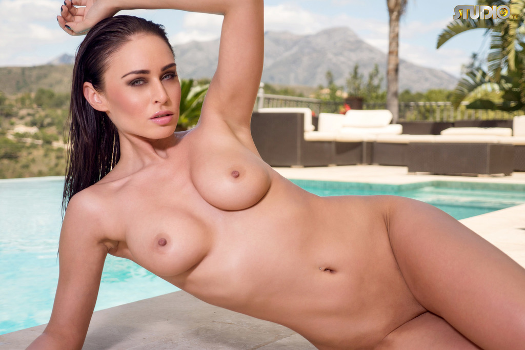 Has claire cooper ever been nude